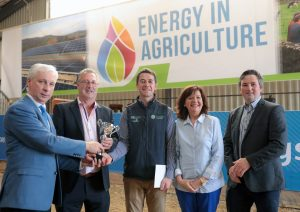 Winners of the Innovation Showcase Award Energy in Agriculture 2018