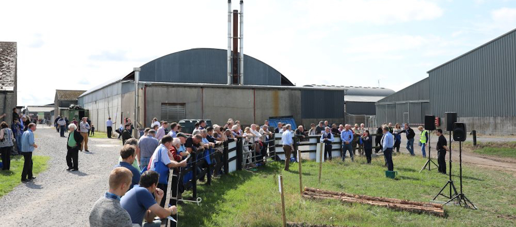 Biomass Demo - Energy in Agriculture 2018