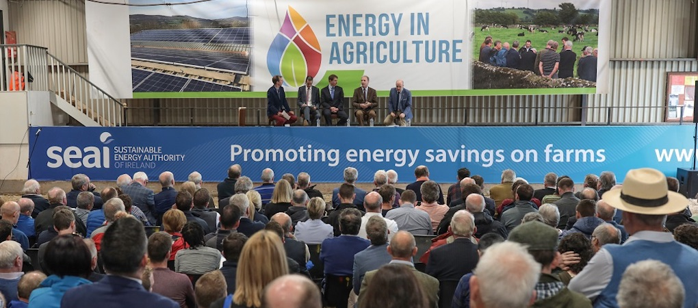 Energy in Agriculture 2018