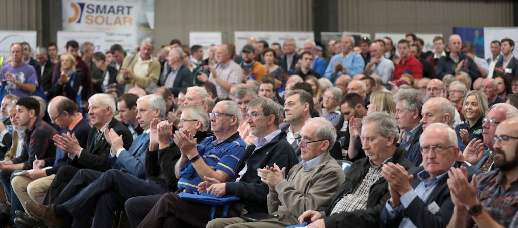 Audience at Energy in Agriculture 2018